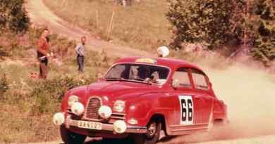 Master of the wheels - un film di rally Saab