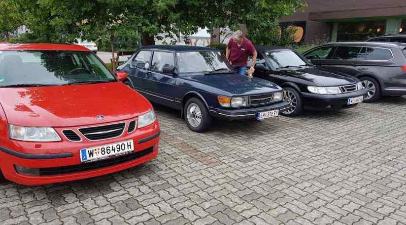 Saab Community Ride Верхняя Австрия