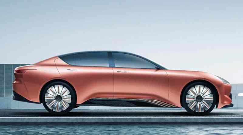 يبدأ Hengchi 1 من Evergrande Auto في عام 2021