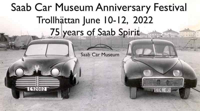 Saab Festival Schweden 2022