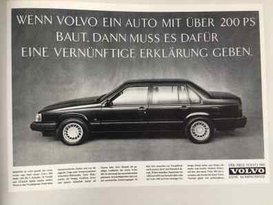 The flagship - Volvo 960