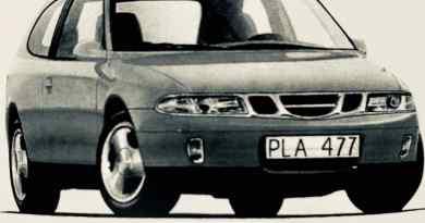 Saab 900 Kompakt