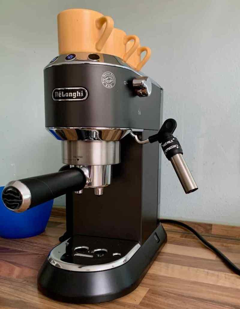 De Longhi - kann die Espresso? Nicht wirklich!