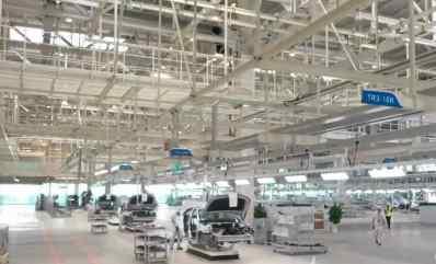 Gli impianti sono stati realizzati secondo l'Industry Standard 4.0