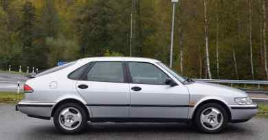 Saab 900 2.0 Turbo 1997