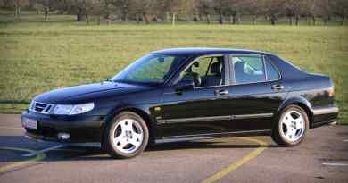 Saab 9 5 Aero 1999
