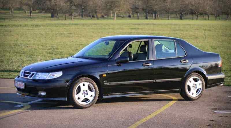 Saab 9-5 Aero 1999