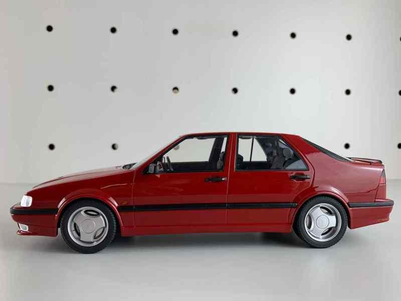 Neuerscheinung: Saab 9000 von DNA Collectibles