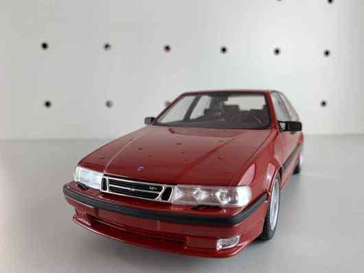 Rouge Imola riche - typique de Saab