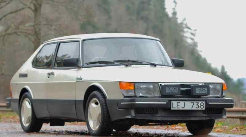 Saab 900 Aero Turbo 1984
