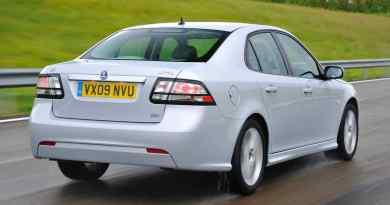 Saab 9-3 Turbo Edition solo per la Gran Bretagna
