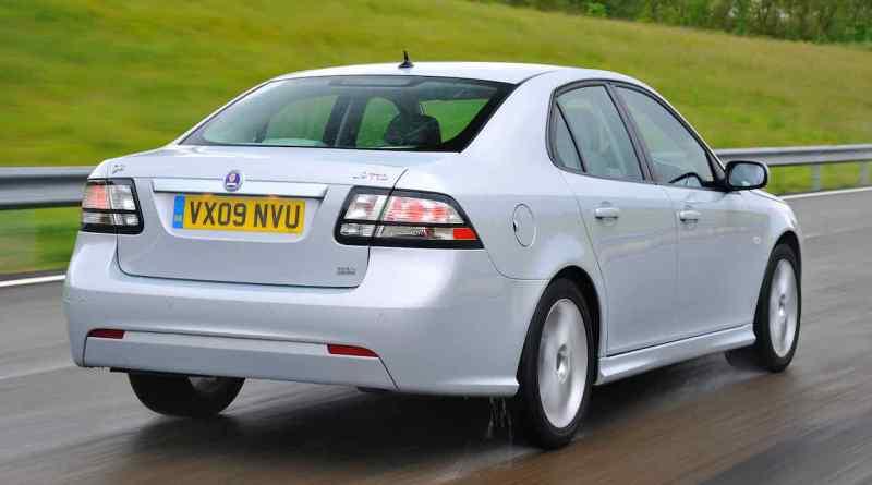 Saab 9-3 Turbo Edition nur für Großbritannien
