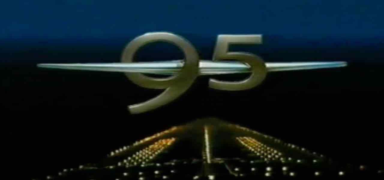 Saab 9-5 Präsentation Frankfurt 1997