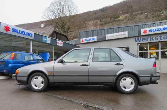 La Saab è un'importazione svedese