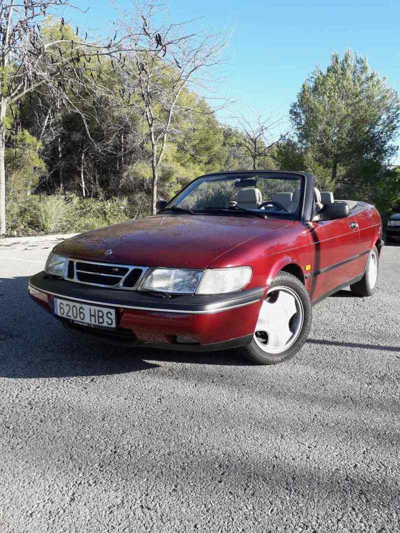 Gustav - la mia Saab Cabriolet