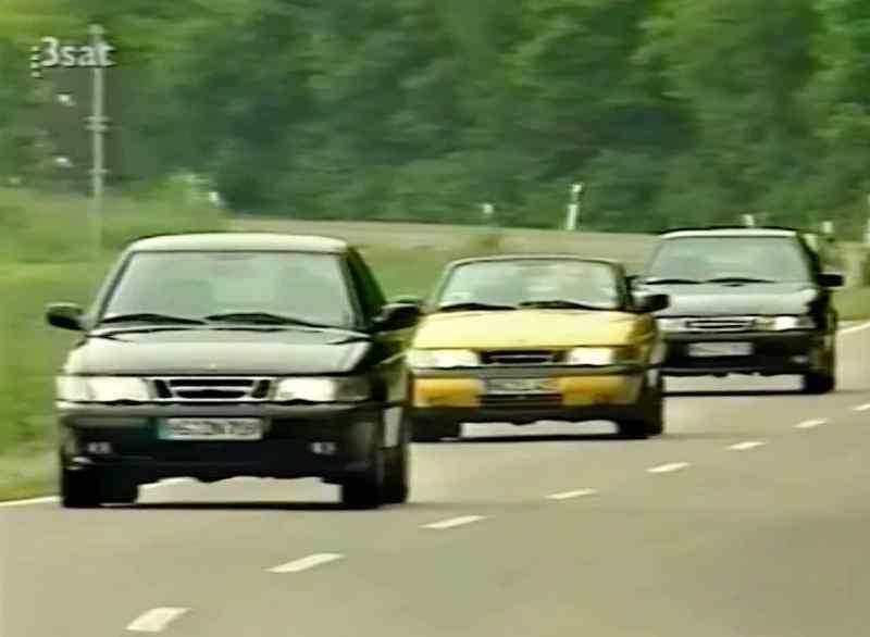 50 ans de Saab sur 3sat