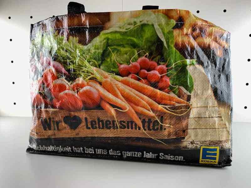 Grönsaker och Edeka - Saab är inne!
