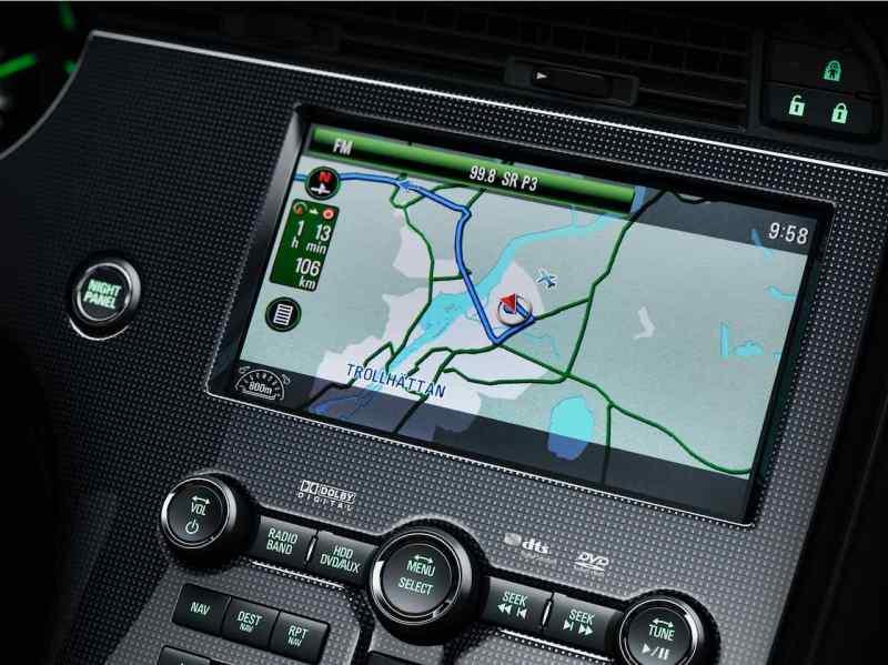 Navigation 2021 Kartenupdate