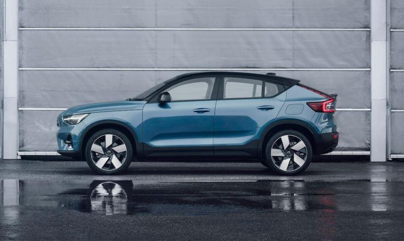Volvo präsentiert den C40 Recharge