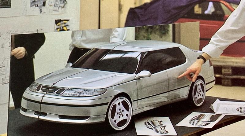 Design Saab 9-5