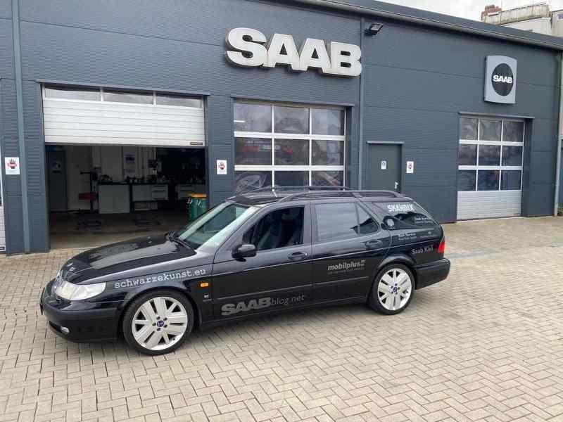 In Kiel überrascht das Saab Projekt ein letztes Mal