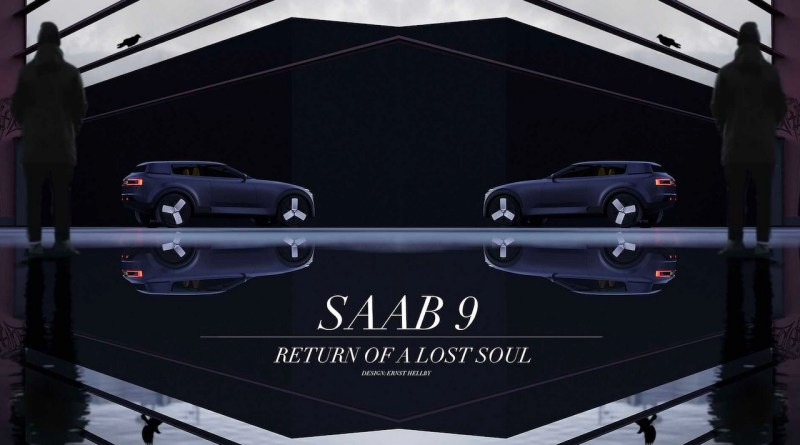 Saab 9 Projekt