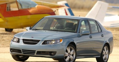 2007 Saab 9-5 Aero 60th Anniversary Edition