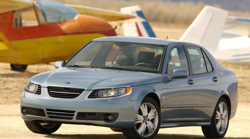 2007 Saab 9-5 Aero 60th Anniversary Edition