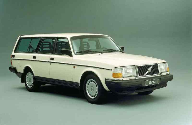 Schwedisches Kulturgut - Volvo 240 Classic