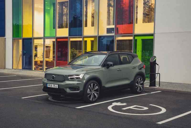 Volvo wird komplett elektrisch und setzt auf den Online Vertrieb