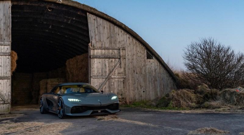 Koenigsegg Gemera - يعرض في عام 2022