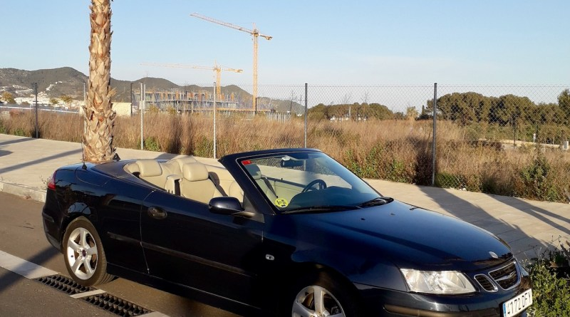 Saab 9-3 2.0T 2005