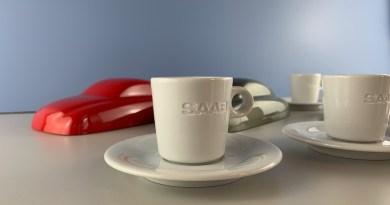 Saab Espresso Tasse