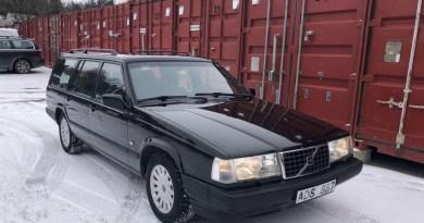 Volvo 945 Turbo 1997