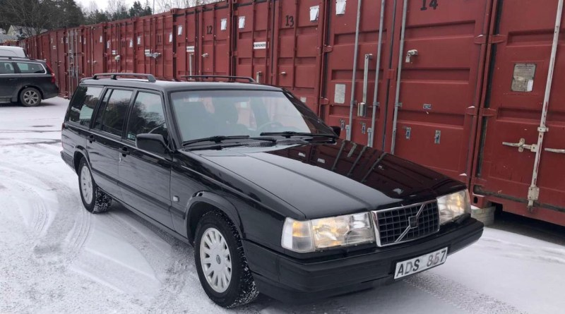 Volvo 945 Turbo 1997