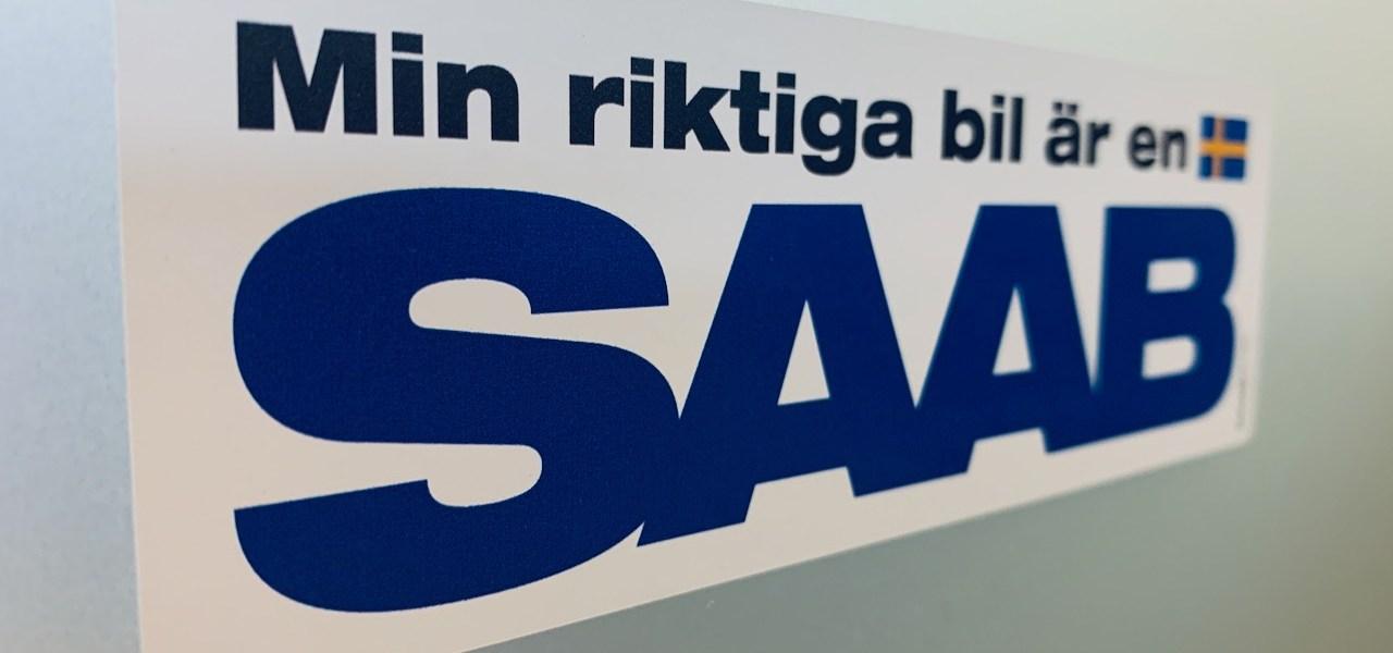Min riktika bil är en Saab 2.0 – jetzt online