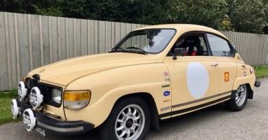Saab 96 Team Wagenheimer