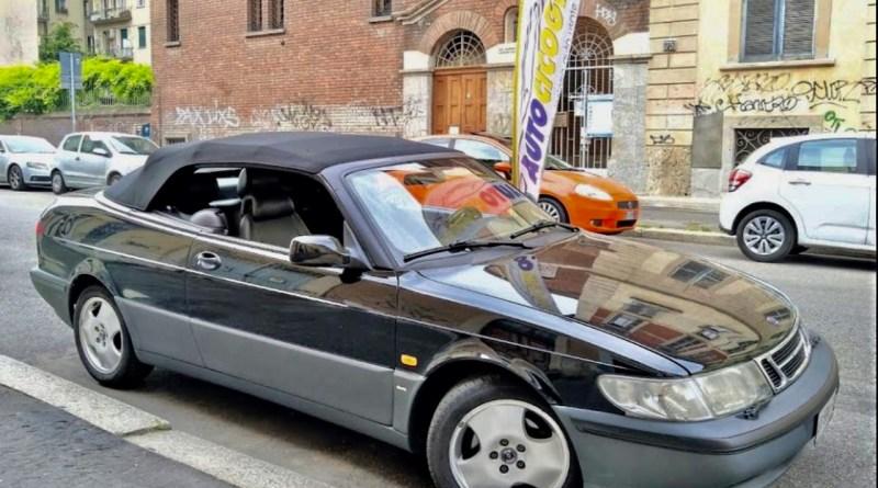 Saab 900 II Talladega