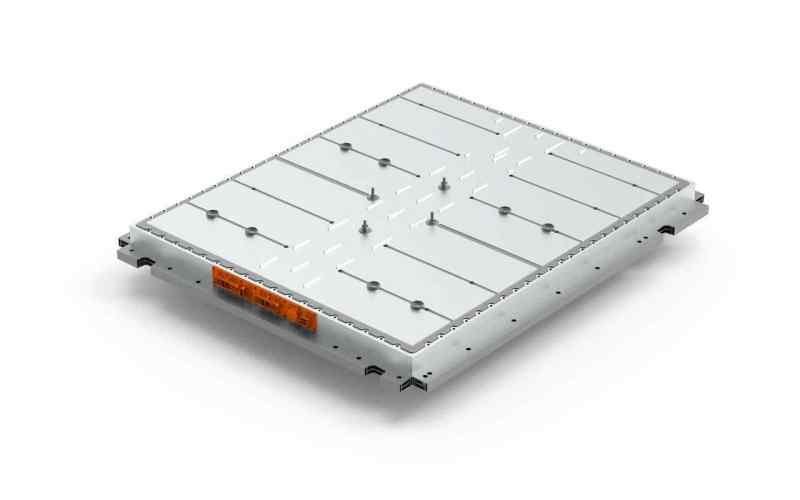Sions batteri väger 360 kilo