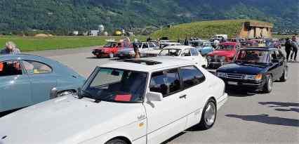 Was passt besser für einen Saab?