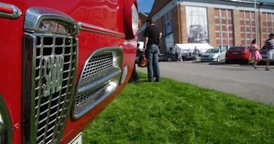 Saab bilmuseum