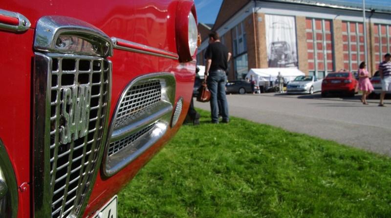 Musée de la voiture de Saab