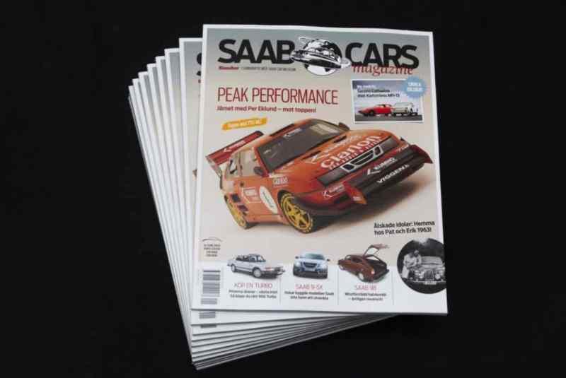 Revista Saab Cars nº 6