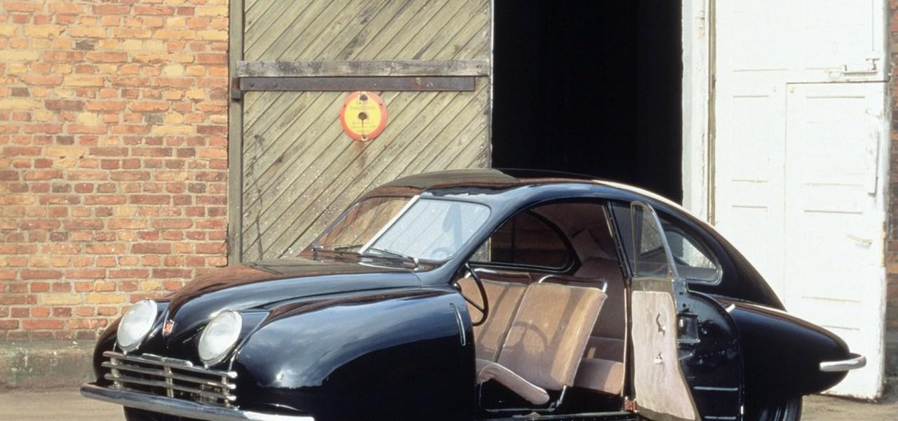 Originele Saab 1947