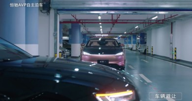 Estacionamiento automatizado