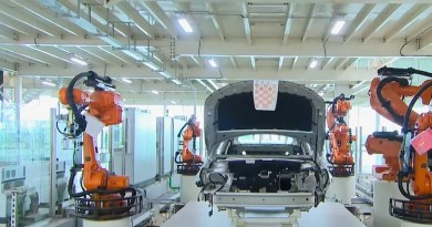 Production chez Evergrande Auto