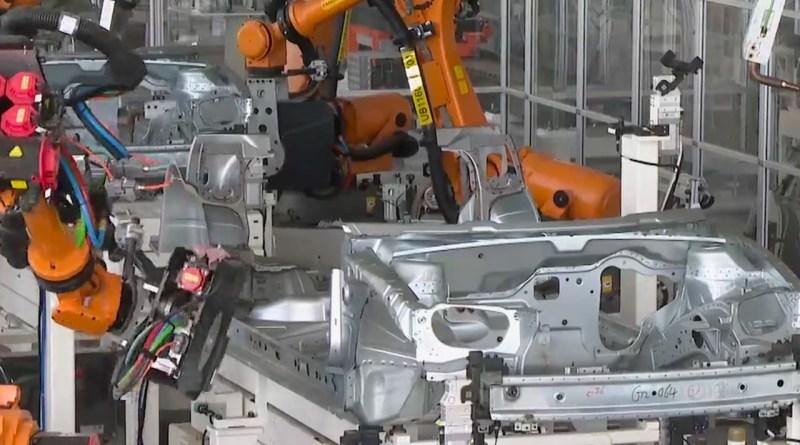 Producción de automóviles Evergrande