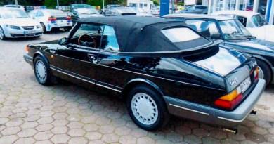 Saab 900 Cabriolet stolen