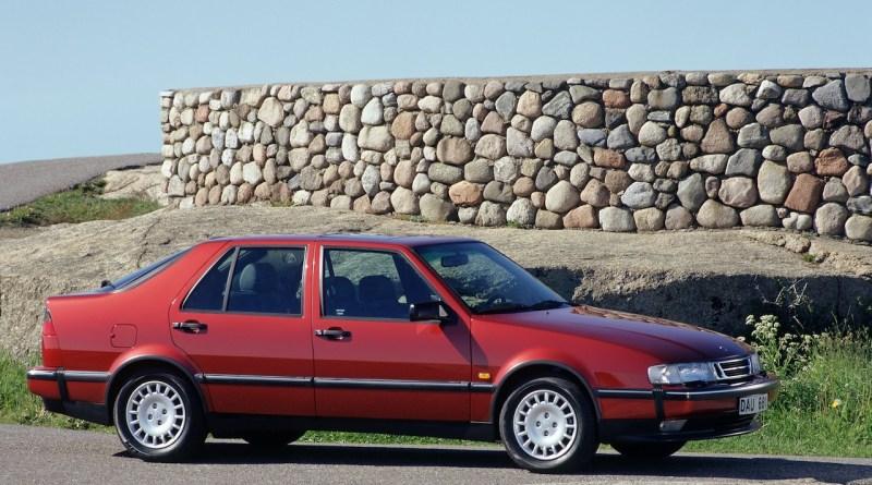 Im Fokus: der Saab 9000
