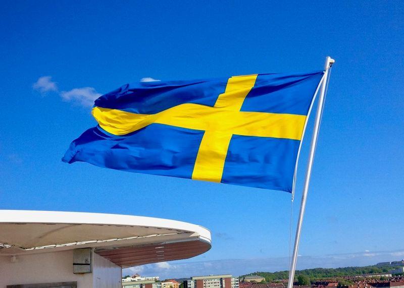 Automarkt in Schweden